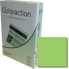 Galleria fotografica Immagine Coloraction A4210x 297mm 160gm2/210micron FSC4carta per stampa–verde pastello