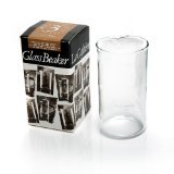 La Cafetiere Cup Glass Replacement Beaker Genuine Part, Size 3