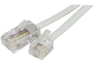 Cabling Telefonkabel RJ11