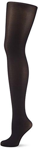 Hudson Damen Matt Fein Strumpfhose, 001248 Micro 50, Gr. 40/42, Schwarz (Black 0005) (Nylon-strumpfhosen)