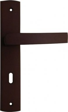 poignee-de-porte-dentree-design-en-bois-fonce-sur-plaque-cle-i-entraxe-195-mm-scenario