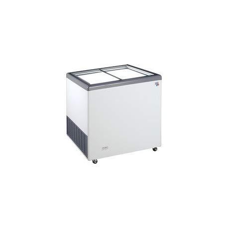 Congelador de cristal profesional 250 L - L2G