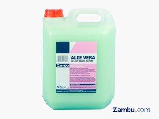 Jabon Manos Dermoprotector Aloe Vera Garrafa