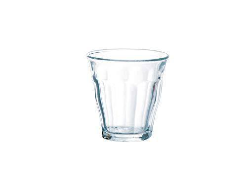 DURALEX Picardie 130m verre à eau, 6 verres