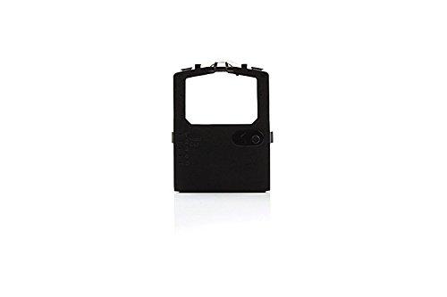Inkadoo Farbbänder passend für OKI Microline 3320 kompatibel zu OKI 182/390 52102001 - Premium Nylonband Alternativ - Lila