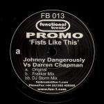 Johnny Dangerously & Darren Chapman - Fists Like This - Functional Breaks