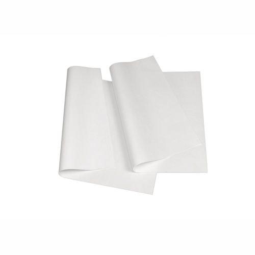 Pergament-Ersatz, 1/4 Bogen 50 cm x 37,5 cm weiss à 12,5 kg, fettdicht E-ersatz-ersatz