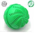 Waschball Ball Wash Ball ECO SPIN - 1 Einheit Eco Friendly ganz natürlich Waschmittel Alternative Aufgezeichnet 1000 Lasten Waschball Waschmaschine Einfach bedienen Perfekte Geschenk Geld Bra Cup -
