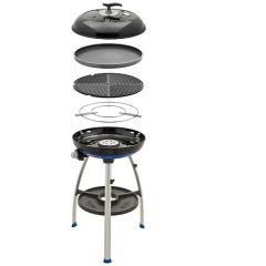 Cadac Camping Carri Chef 2 Gasgrill Grill BBQ/Chef PAN Combo
