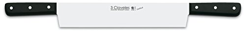 3Claveles Uniblock - Cuchillo para queso, 30 cm, 12 pulgadas