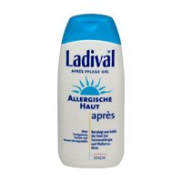 Stada Vita 03374356 Allergische Haut Pflegegel - Gel Normale Haut-feuchtigkeitscreme