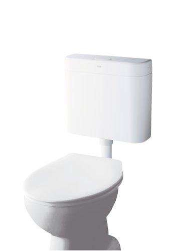 GROHE Start Spülkasten für WC , 6 - 9 Liter einstellbar , Start-Stopp Wassersparfunktion , Schwitzwasservollisoliert ,weiß 37406SH0