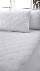 """2' 6"""" (bunk) Bed Quilted Mattress Cover - Extra Deep"""