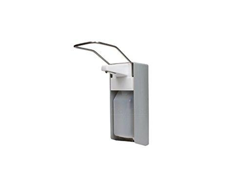 """Wandspender """"premium line"""" aus Aluminium Ausführung 500ml, inkl. Edelstahlpumpe, Universalspender, Seifen- und Desinfektionsspender der Firma Vitamed Matthias Quinger e.K. (1)"""