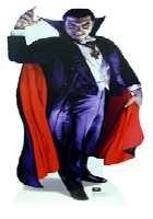 la Halloween Standup Figur Kinoaufsteller Pappfigur Cardboard Lebensgroß Life-Size Standup ()