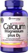 Calcium-magnesium-100 Kapsel (Calcium Magnesium und Vitamin D3 Puritans Pride 100 Kapseln)