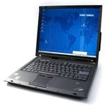 IBM Thinkpad DUAL core T61 Laptop with Windows 7 Home Premium and COMPLETE Microsoft OFFICE 2007 PROFESSIONAL. With FREE upgrade to 320GB hard drive and 3GB of RAM while stocks last!