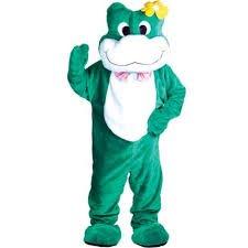 Riesiger Frosch Kröte Maskottchen Halloween Verkleidung Karneval Tier Kostüm (Frosch Und Kröte Halloween Kostüm)