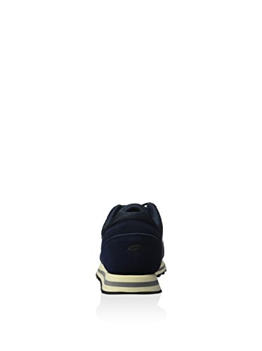 Lotto Trainer Vii Sue, Chaussures Homme, Bleu Navy
