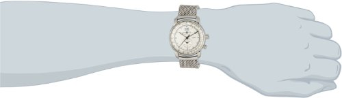 Zeppelin men's Quartz Watch Analogue Display and Stainless Steel Strap 7640M1