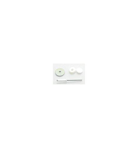 Caches rivets blancs - Pro plaques 892697