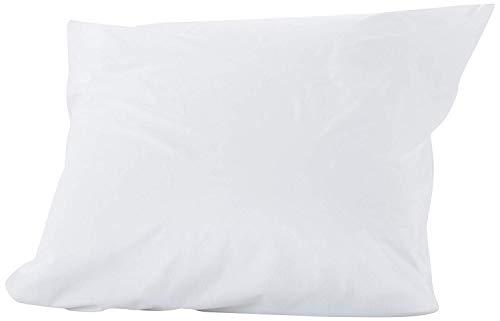 Sweetnight - Lot de 2 Protège Oreillers 65x65 cm | Set de 2 | Imperméable et Micro Respirant | Souple et Silencieux | Lavable à 90°C | Zip de Fermeture