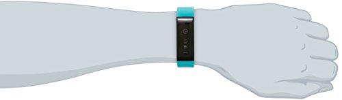 ZeFit MyKronoz - Pulsera-monitor de actividad unisex  color turquesa
