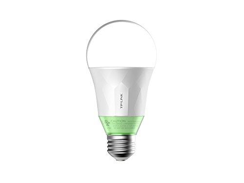 TP-Link LB110 Smart LED Wi-Fi E27 Glühbirne, kompatibel zu Amazon Alexa und Google Home, dimmbar, kein Hub notwendig, 10W