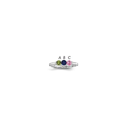 Jewels By Lux  -  Sterling-Silber 925 Sterling-Silber 925 Keine Angabe (Ringe Lux)