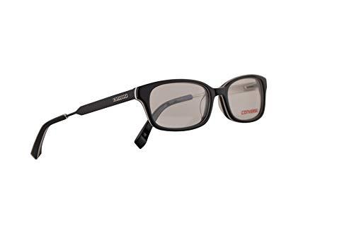 Converse Alle Sterne Kinder K021 Brillen 47-15-130 Schwarz Mit Demonstrationsgläsern Fd K 021