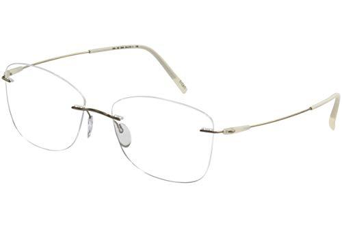 Schwarzkopf Eyeglasses Silhouette Dynamics Colorwave (5500) 8540 creme 55/16/140