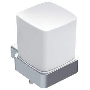 Flüssigseifenspender Emco Loft chrom/Glas satiniert 052100103