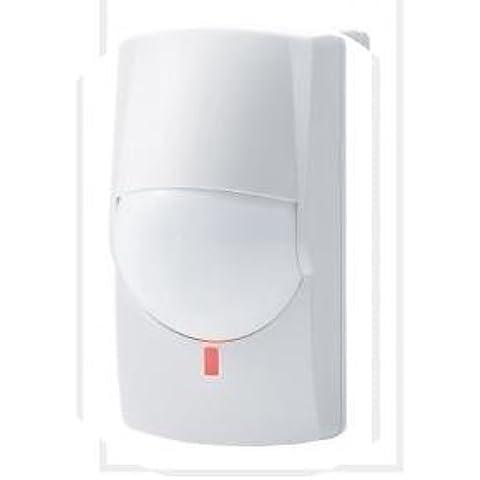 MX 40qzpt OPTEX, a infrarossi e rilevatore per microonde (2,4gHz),