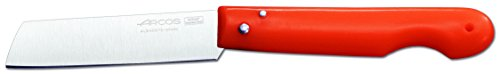 Arcos 485729 Taschenmesser, Acier_inoxydable, Orange, 85 mm