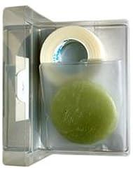 Natural Jade Stone Kit 4 Pcs Glue Adhesive Holder Pallet Eyelash Extensions / Semi-permanent eyelash extensions / False lashes extensions / Fake
