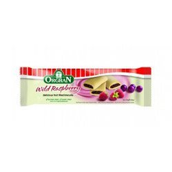 Orgran Raspberry Fruit filled Biscuit 175g