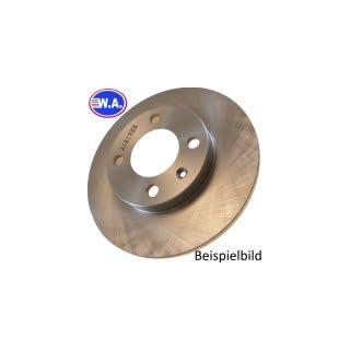 Metelli 23–Sitzbank 0952C Bremsscheibe Rotoren
