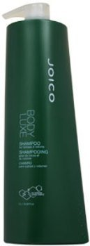 Unisex Joico Body Luxe Thickening Shampoo *** Product Description: Unisex Joico Body Luxe Thickening Shampoocleanses Gently, Without Stripping. Increases Lift And Volume. Enhances Body And Bounce Of Each Hair Fiber Without Swelling. Protects And *** by DDMA
