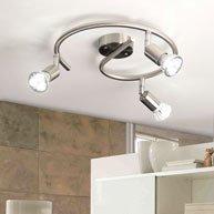 Luce-Trend Luminato, LED-lampada da soffitto, diametro 35 cm, 3 x LED 32378 + LED