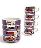vintage-kelloggs-froot-loops-colazione-tazze-impilabili