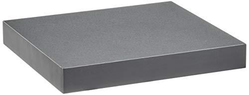 Modul'Home 6RAN790GR Etagère Flottante Panneau/MDF Gris Anthracite 25 x 22,8 x 3,4 cm