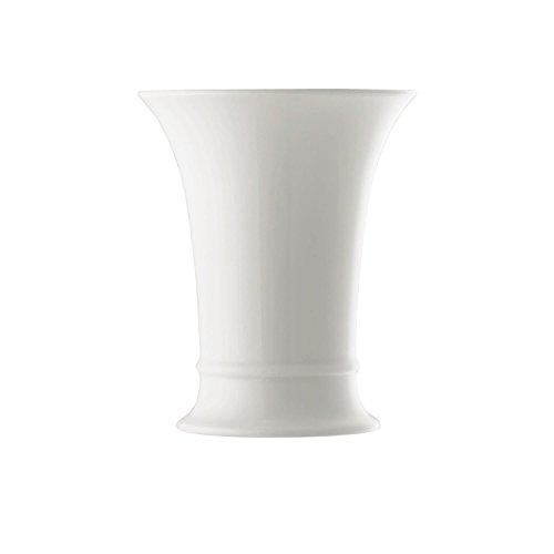 Rosenthal Hutschenreuther Basic-Vasen Vase 15 cm Weiss