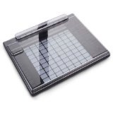 DeckSaver Push - Cover di protezione a incastro per attrezzatura DJ/VJ, colore grigio