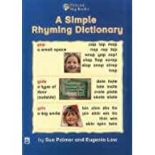 Simple Rhyming Dictionary, A Key Stage 1: Small Book (PELICAN BIG BOOKS)