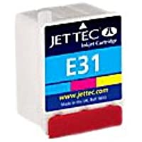 Jet-Tec Compatible Cartridge for Epson Stylus 880/880i Colour