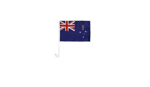 12 x 16 inch Digni Australia Western Car Flag
