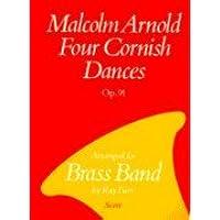 Four Cornish Dances: Brass Band (score)