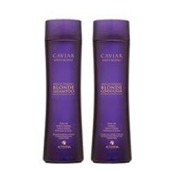Alterna Caviar Anti-Aging Blonde Shampoo and Conditioner Duo (8.5 oz each) by Alterna BEAUTY by Alterna