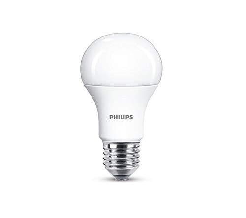 100w Glühbirne Lumen (Philips LEDWarmGlow Lampe, ersetzt 100W, E27, Warmweiß (2200-2700 Kelvin), 1521 Lumen, dimmbar, matt)