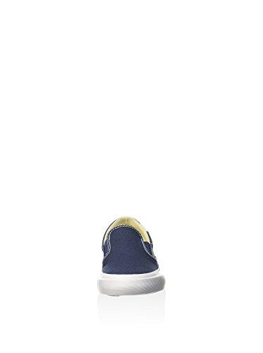 Converse Chucks enfants 651778C All Star de base Slip Bleu marine Blanc Naturel Avio
